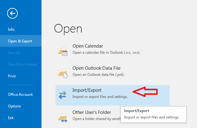 Importing An .ics Calendar Into Outlook For Mac